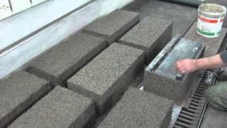 Арболит.Арболитовые блоки своими руками.(, 2014-03-19T21:17:57.000Z)