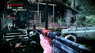 Rambo The Video Game Gameplay Walkthrough - Chapter 1 - Prologue, Vietnam