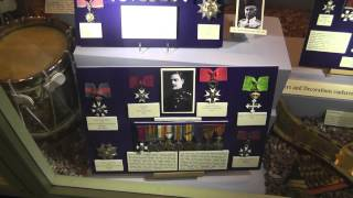 The Medal Room  - The Devon & Dorset Regiments, Includes the Victoria Cross collection