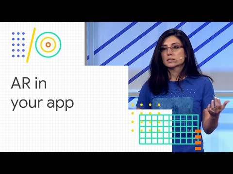 Building AR apps with the Sceneform SDK (Google I/O '18)