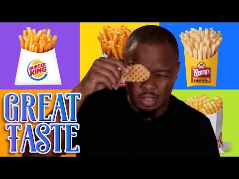 The Best FastFood Fries  Great Taste