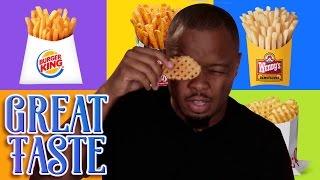 The Best Fast-Food Fries | Great Taste