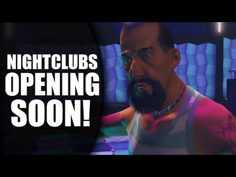 Nightclubs are opening soon in new GTA Online DLC