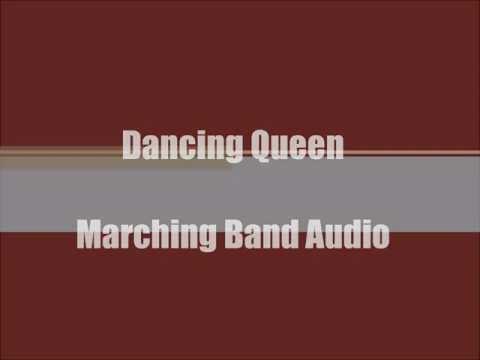Dancing Queen  Marching Band Audio