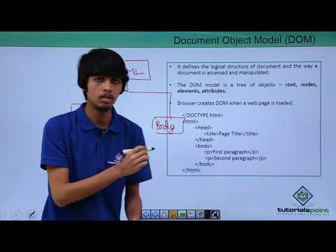JQuery - Document Object Model