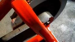 Reebok Studio Cycle Spin Bike - Fit Supply