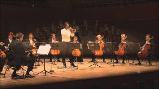 Markus Stockhausen and the 12 Cellists of the Berlin Philharmonic Orchestra - Live