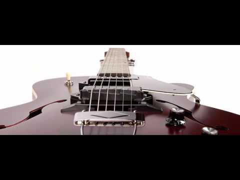 Godin 5th Avenue Kingpin II. my Guitars