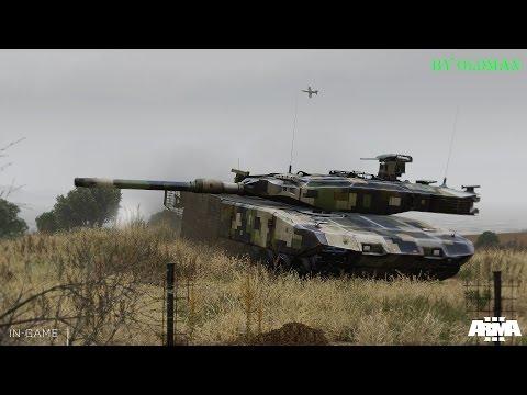 ArmA III - Война глазами командира танков 29.01.2015 [VETERANS]