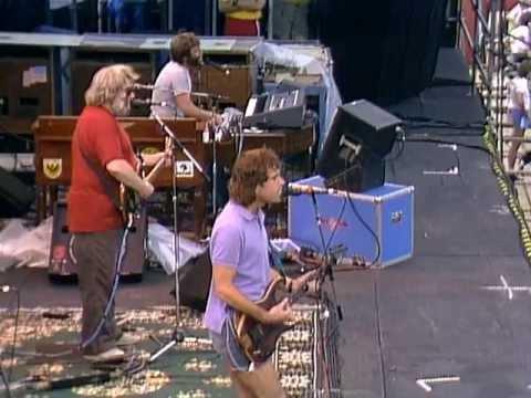 Grateful Dead - Live at Farm Aid 1986