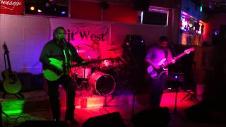 Exit West - live at the Carey On Saloon  - Redneck girl