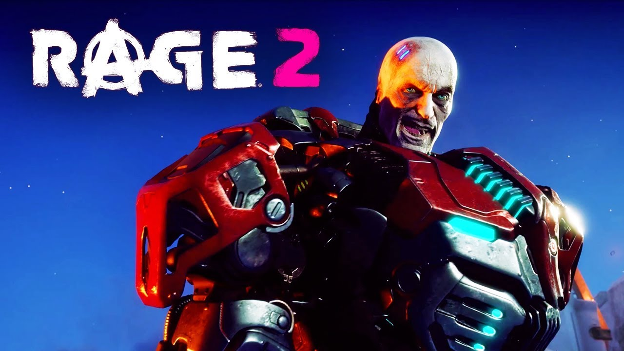 "RAGE 2 - Official ""Insanity Never Ends""  New Modes Reveal Trailer 