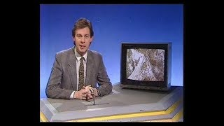 South Today & BBC1 Continuity - 1988