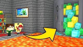 QUAL O SEGREDO DO COFRE ?! - Minecraft