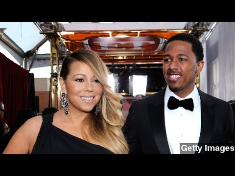 Nick Cannon And Mariah Carey Living Apart