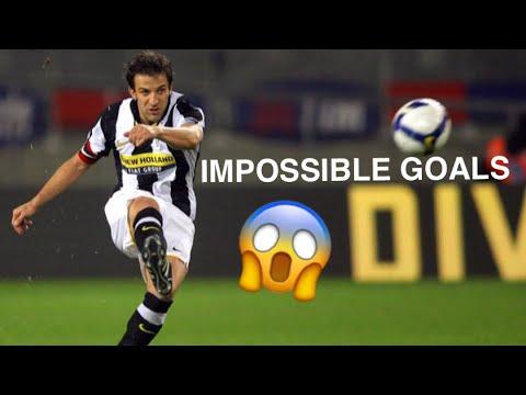 Alessandro Del Piero ● Top 85 Impossible Goals Ever ● 2018