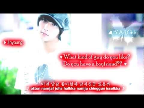 B1A4 Hey Girl [Eng Sub + Romanization + Hangul] HD