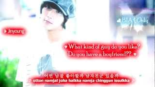 B1A4 Hey Girl [Eng Sub + Romanization + Hangul] HD MP3