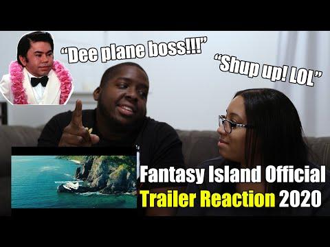 Fantasy Island Official Trailer Reaction (2020)