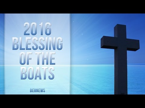 Blessing Of The Boats In Bermuda, June 5 2016
