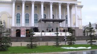 Тюменский Драмтеатр(тюмень люди,тюмень путешествия,погода в Тюмени,тюмень официальный,тюмень видео,тюменский канал,сайты тюме..., 2014-09-07T15:24:20.000Z)