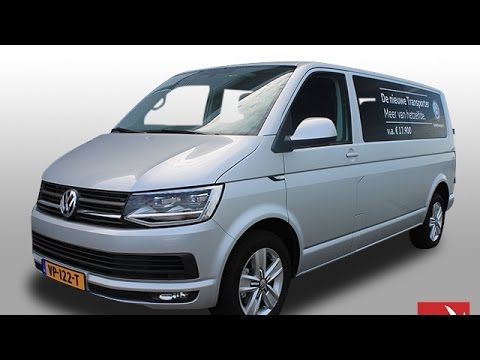 volkswagen transporter t6 dsg140 highline led navi etc. Black Bedroom Furniture Sets. Home Design Ideas