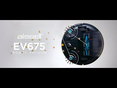EV675 Multi-Surface Robotic Vacuum  | BISSELL
