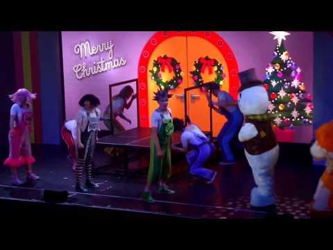 Christmas party   skyline gang   Butlins Skegness