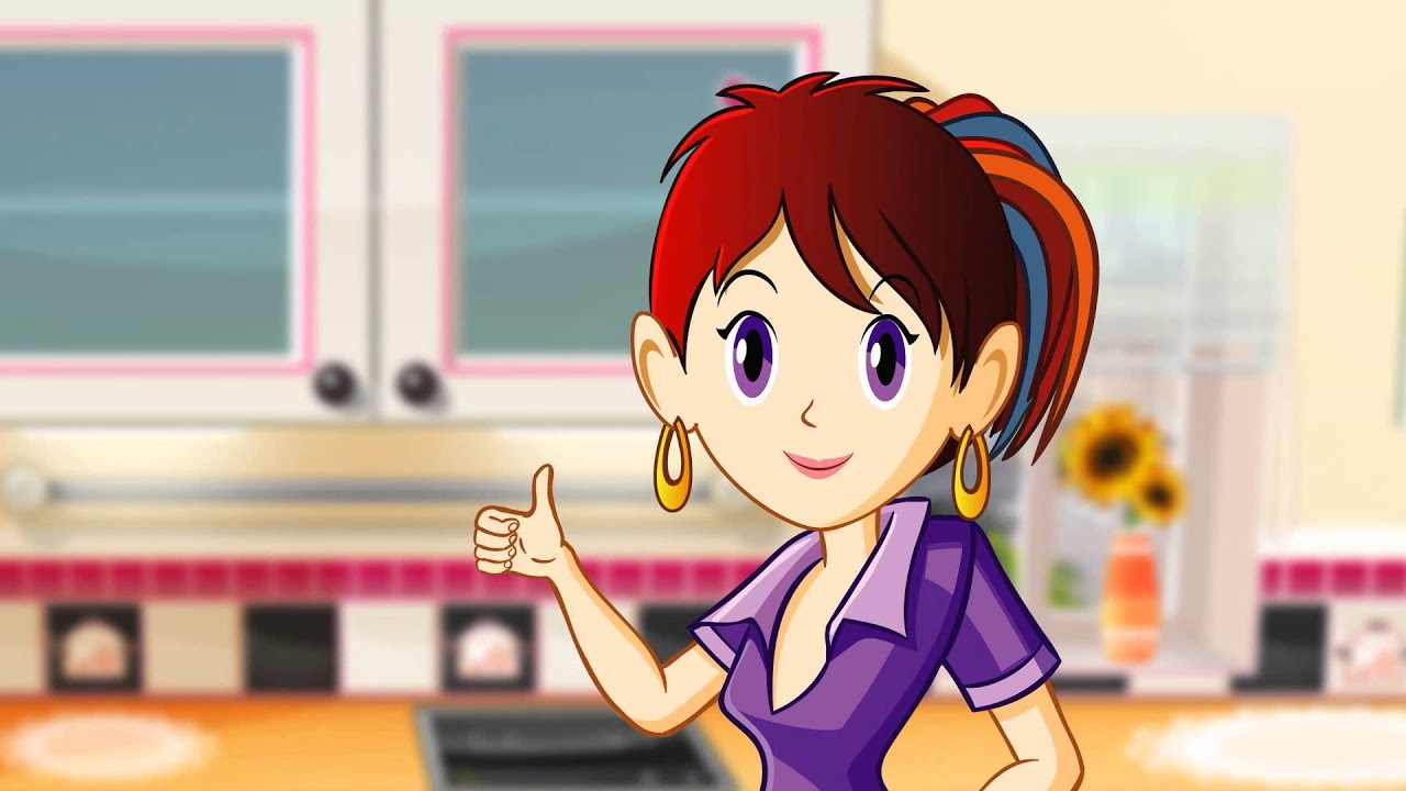 Cucina con Sara: L\'app di cucina di Sara - deliziosa! - YouTube