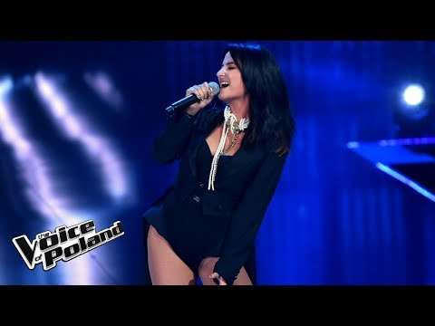 """Magdalena Krzemień – """"Empire State of Mind (Part II)"""" - Live 2 - The Voice of Poland 8"""
