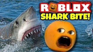 Roblox: Morso di squalo! [Giochi arancioni fastidiosi]