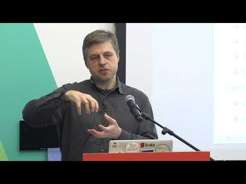 scale.bythebay.io: Sergei Winitzki, Declarative concurrent programming with Chymyst