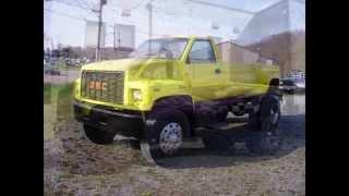 GMC Topkick Pickup Conversion