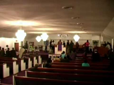 Manning Deliverance Temple- I need you Lord Jesus
