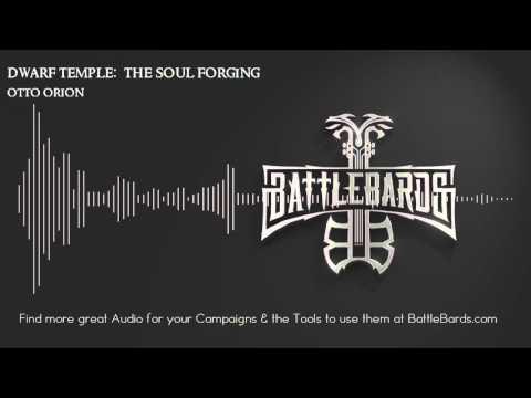 Dwarf Temple -  The Soul Forging