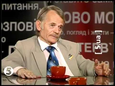 """""""Портрети"""" з Сергієм Дорофеєвим - Мустафа Джемилев"""