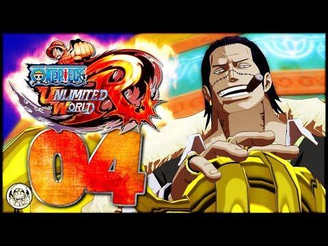 WILLKOMMEN IN ALABASTA + SIR CROCODILE BOSS! - #04 - LET'S PLAY One Piece: Unlimited World Red