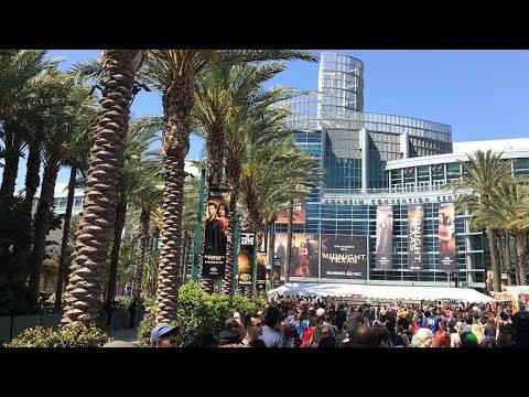 WonderCon 2018 On-site Visual Guide Anaheim Convention Center Anaheim California March 12