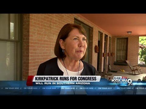 Ann Kirkpatrick announces plans to run against U.S. Rep. McSally