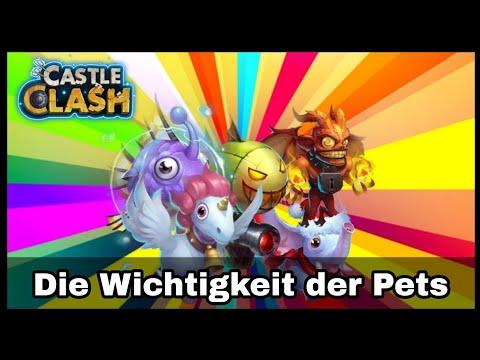 Castle Clash - #2 Pet Mini Angi - Die Wichtigkeit Der Pets - [ja©kAss]