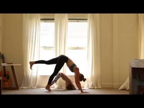 Yoga with Stephynow