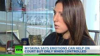 Tennis star Myskina: Sharapova can beat Serena at Australian Open