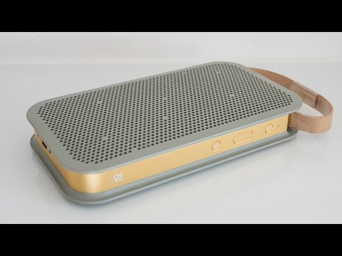 Bang & Olufsen Beoplay A2 - distortion issues and comparison to JBL Charge 2