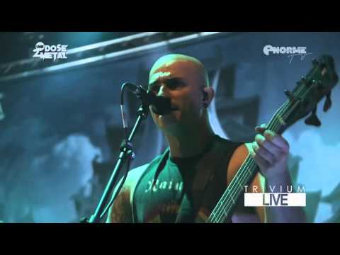 Trivium - Blind Leading the Blind - Live Motocultor Festival 2015