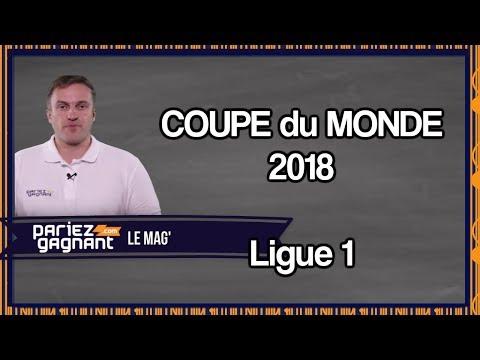 Pariez Gagnant le Mag:   coupe du monde de Football et Ligue1