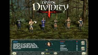 Let's Play Divine Divinity HD PC 1 (Complete!)