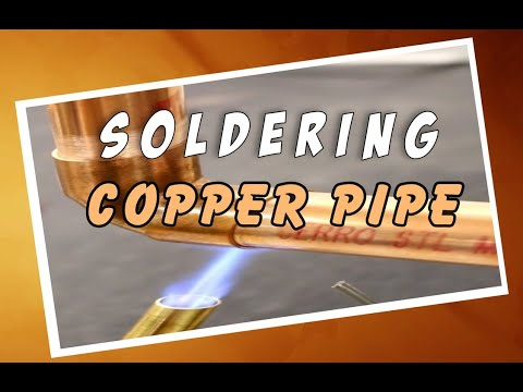 How to Solder Copper Pipe (Complete Guide)