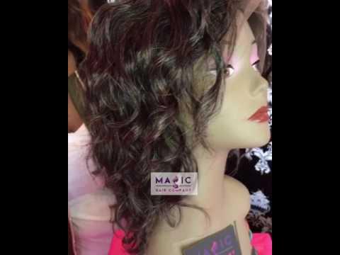 magic hair company custom grey
