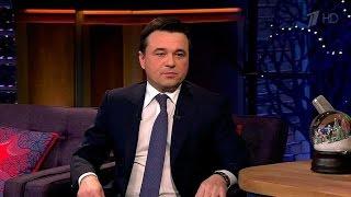 Вечерний Ургант. Андрей Воробьёв в гостях у Ивана Урганта (09.12.2015)