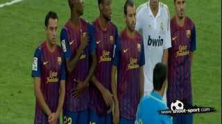 أجمل الضربات الحرة الضائعة من كريستيانو رونالدو منذ انضمامه لريال مدريد [ تعليق عربي ] [ HD 720P ]